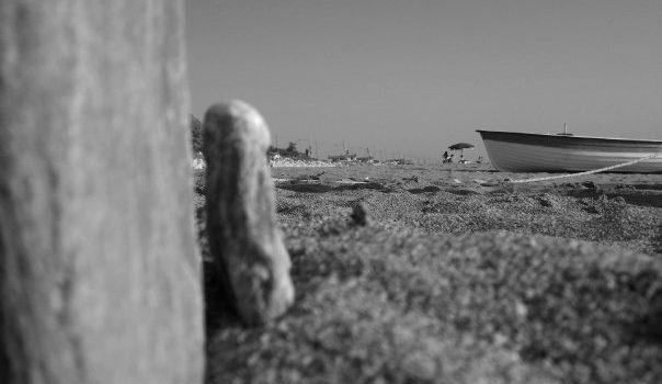 Sassi e sabbia