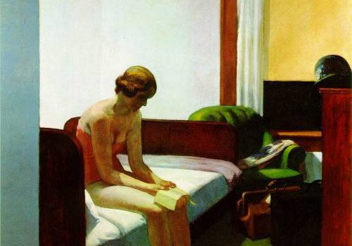 Hopper - Hotel Room