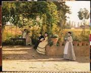 """""""Un dopo pranzo"""" di S. Lega 1868"""